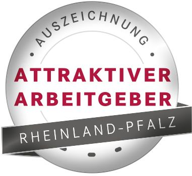 Logo Attraktiver Arbeitgeber Rheinland-Pfalz